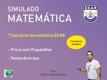 Matemática - EEAR