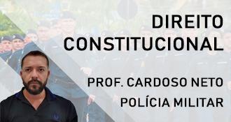 Direito Constitucional - Polícia  Militar  (PM)