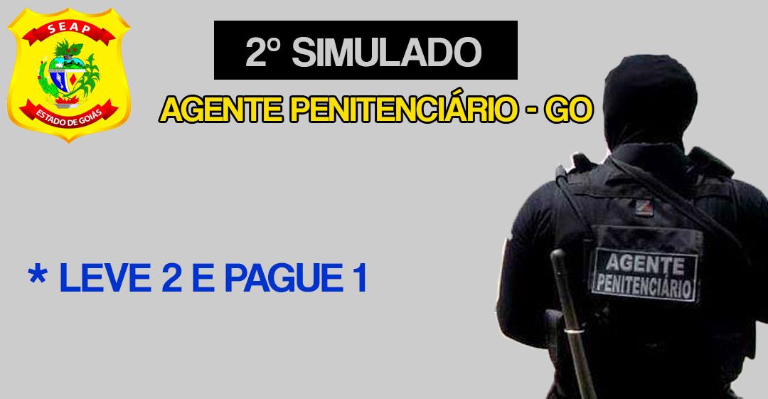 2° SIM. AGEN. PENITENCIÁRIO - GO
